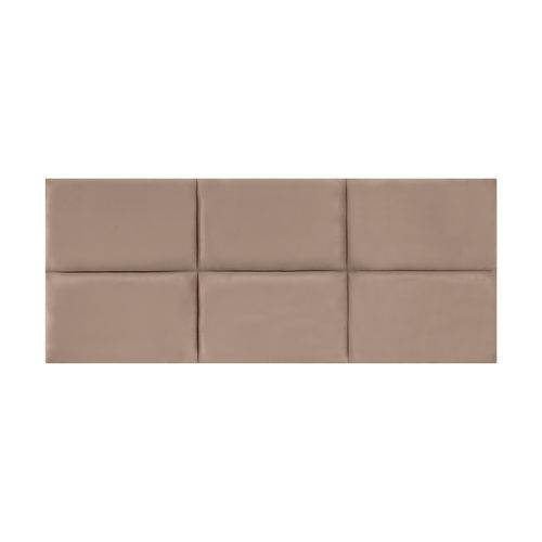 Painel-Urca-Suede-Chocolate-Solteiro-King