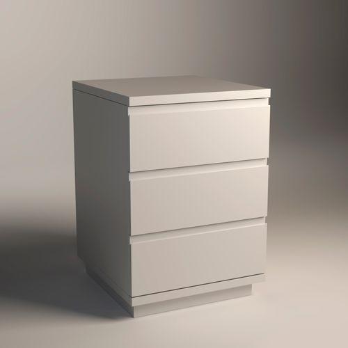Mesa-de-Cabeceira-Apolo-40cm-Branca