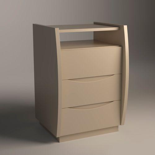 Mesa-de-Cabeceira-Atila-40cm-Cappucino-com-tampo-de-madeira