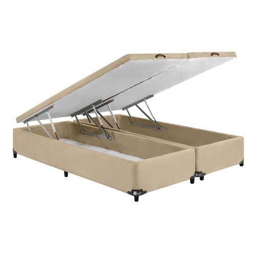 Box-com-Bau-Premium-Suede-Caqui-King-Nacional--E-