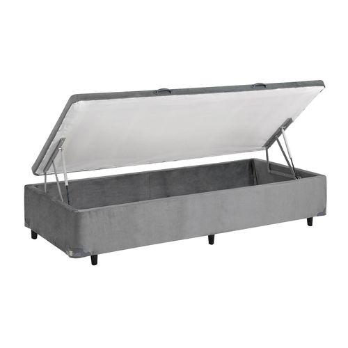 Box-com-Bau-Premium-Suede-Cinza-Escuro-Solteiro